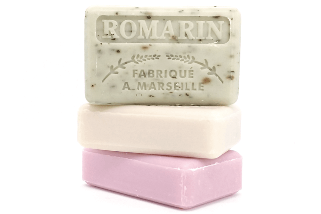 125g Wholesale French Soaps