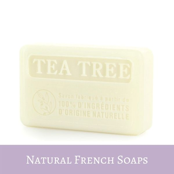 125g Natural French Soaps