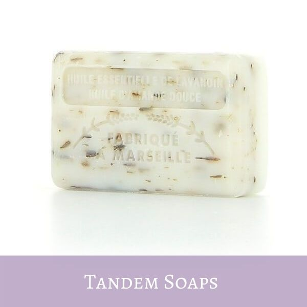 Tandem Dual-sided Soaps