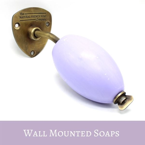 Wall Mounted Rotating French Soaps