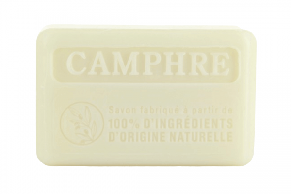 125g Natural French Soap - Camphor