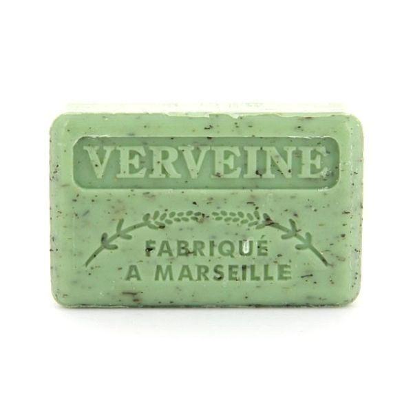 125g Crushed Verbena Wholesale French Soap