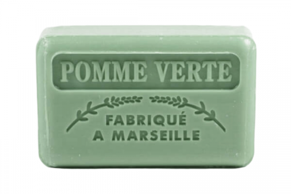 125g Green Apple Wholesale French Soap