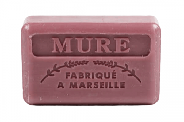 125g Blackberry Wholesale French Soap