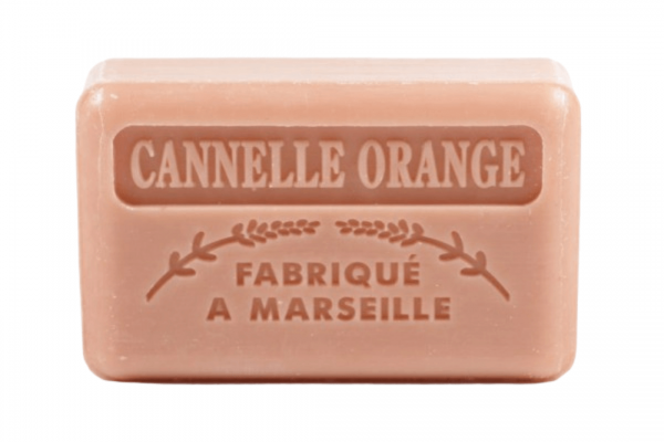 125g Cinnamon Orange Wholesale French Soap