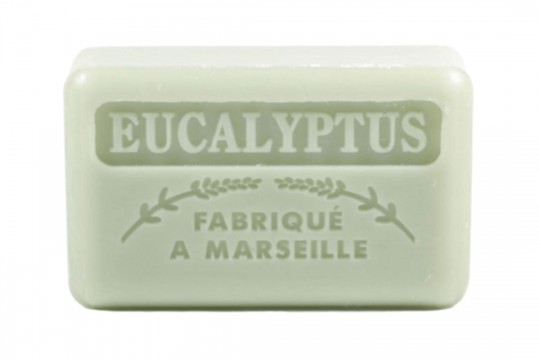 125g Eucalyptus Wholesale French Soap