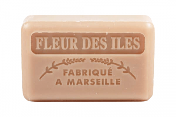 125g Flower islands Wholesale French Soap