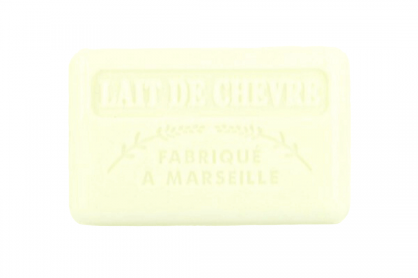125g Goat's Milk Wholesale French Soap