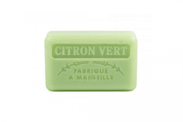 60g French Guest Soap - Lime