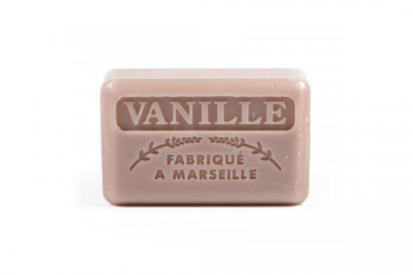 60g French Guest Soap - Vanilla
