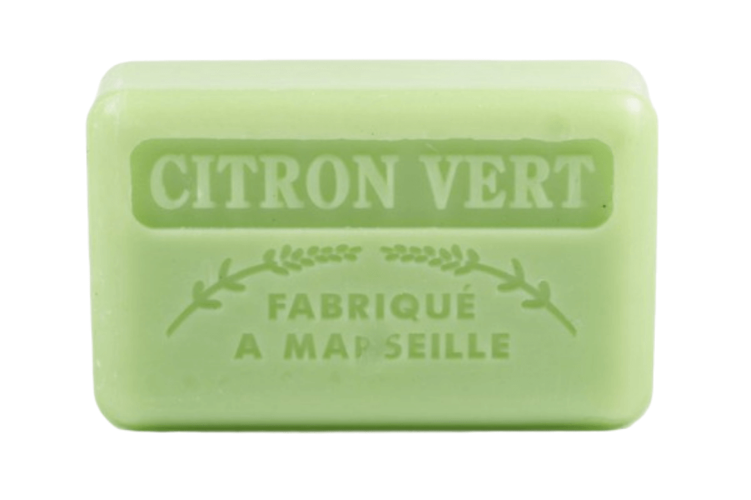 125g Lime Wholesale French Soap