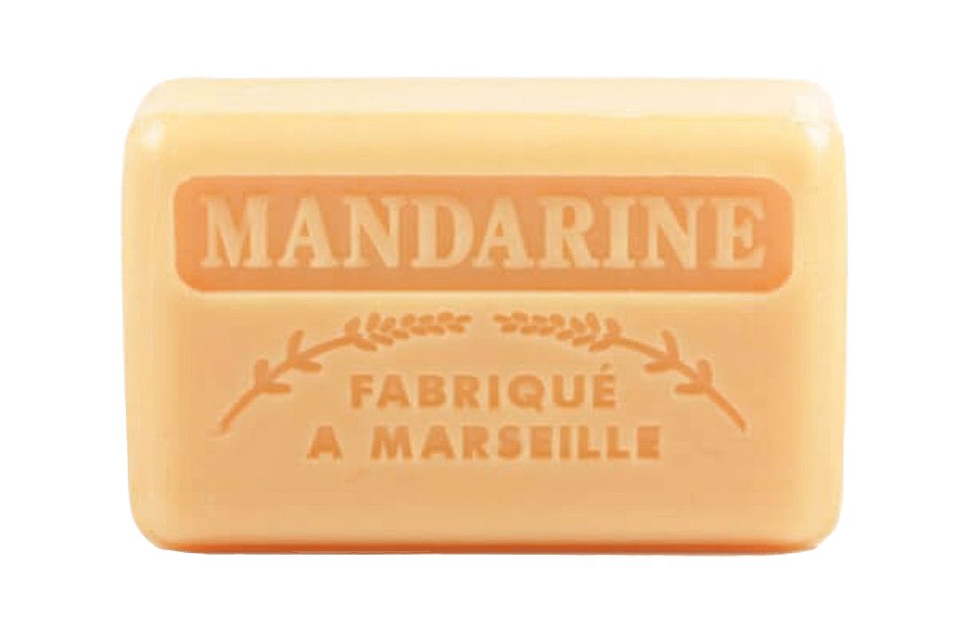 125g Mandarin Wholesale French Soap