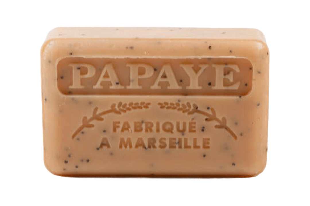 125g Papaya Wholesale French Soap