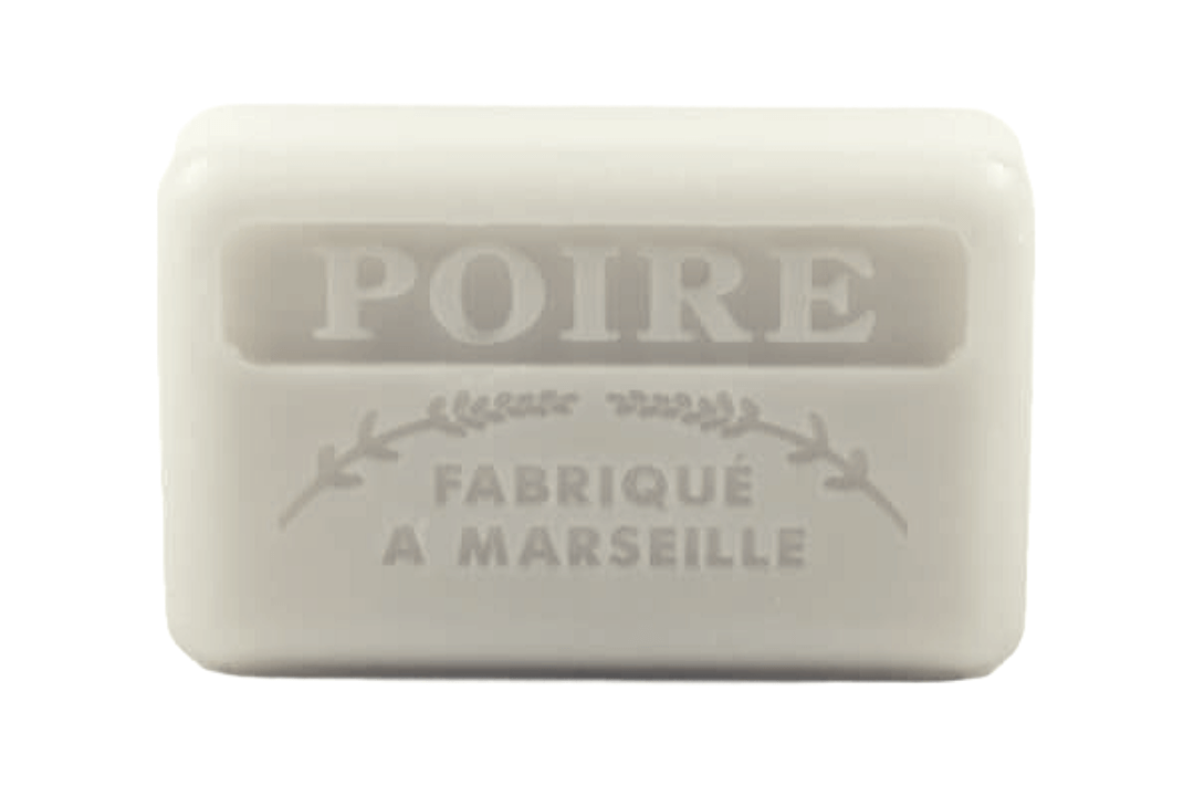 125g Pear Wholesale French Soap