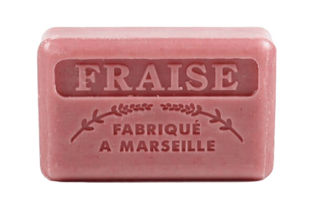 125g Strawberry Wholesale French Soap
