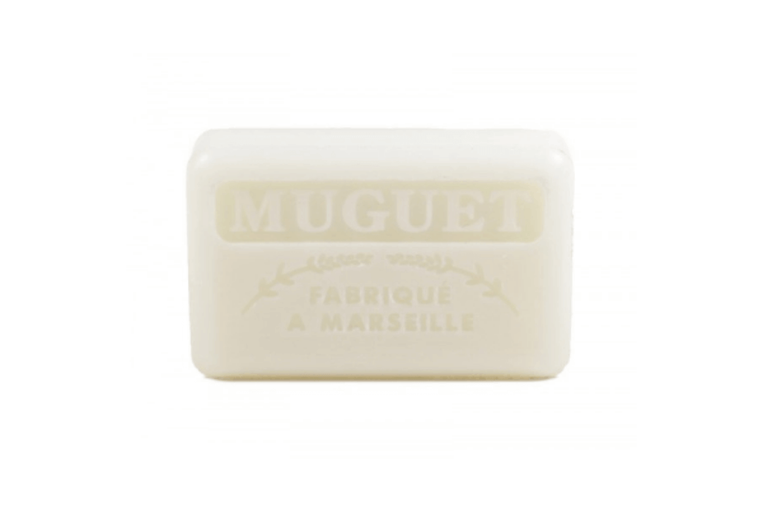 60g French Guest Soap - Lily Of The Valley