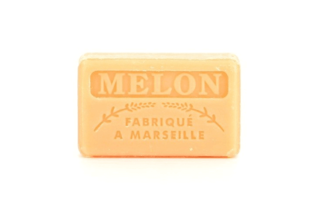 60g French Guest Soap - Melon