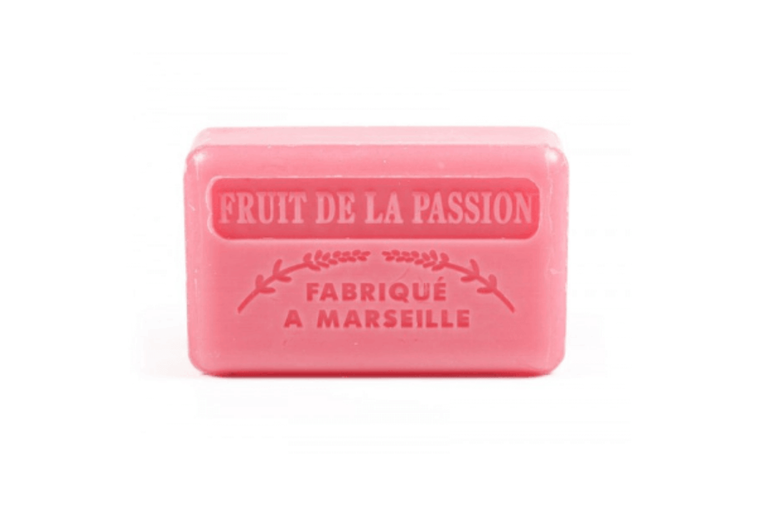 60g French Guest Soap - Passion Fruit