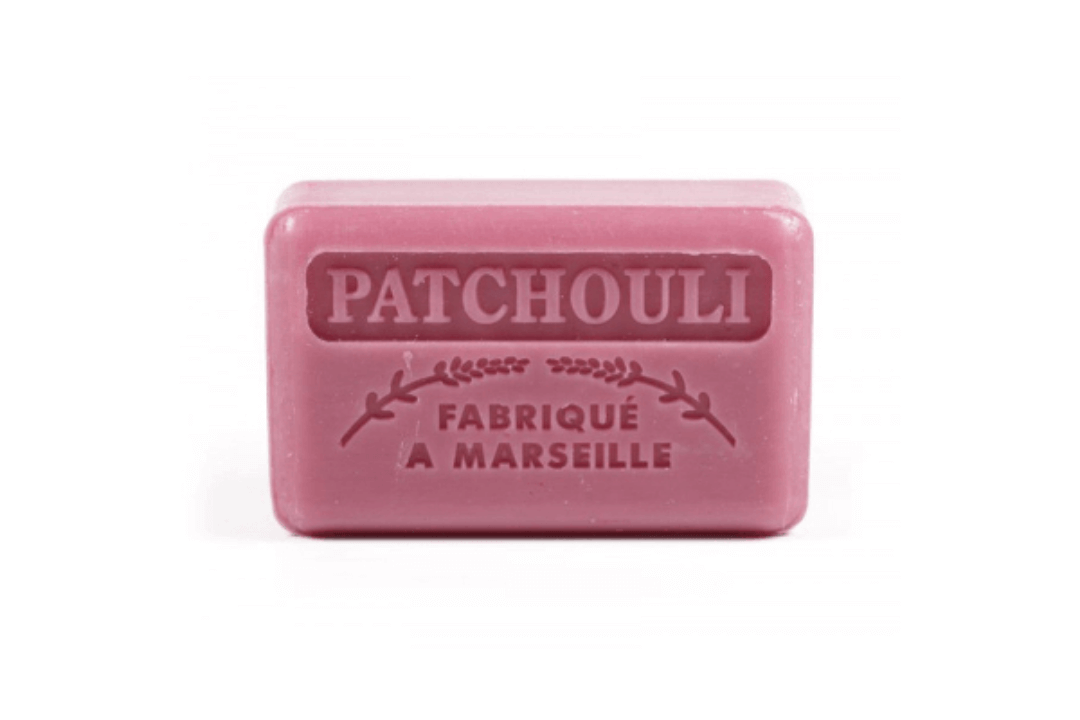 60g French Guest Soap - Patchouli