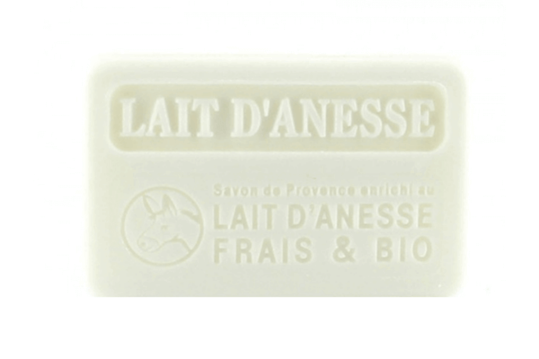 100g Bio Donkey Milk French Soap